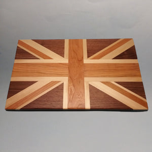 British Union Jack Flag Display Base