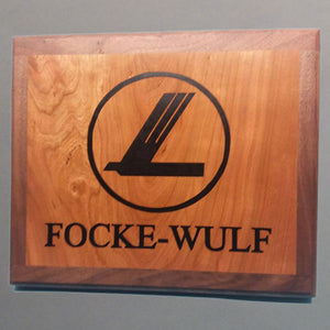 Focke-Wulf Painted Display Base