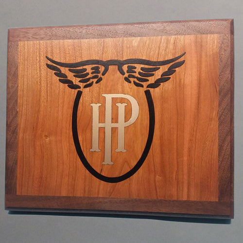 Handley Page Painted Display Base