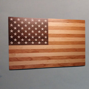 United States Flag Display Base