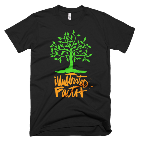 The Illustrated Faith PW2 Novelty T.