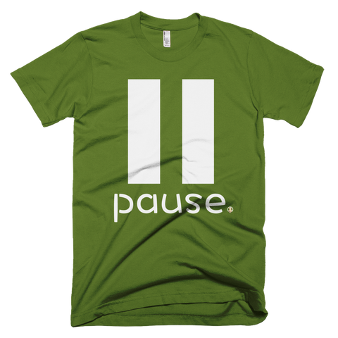 "The ""Pause"" PW2 Novelty T."