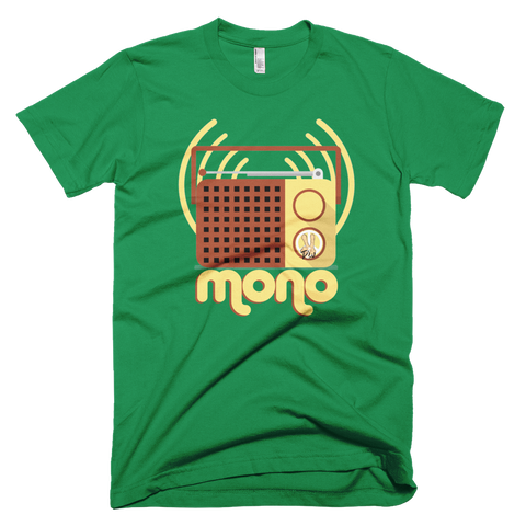 The Mono PW2 Novelty T.