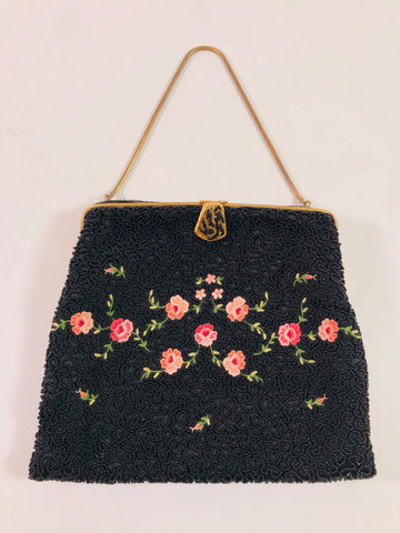 French Denis Francet Evening Bag - Circa 30's-40's