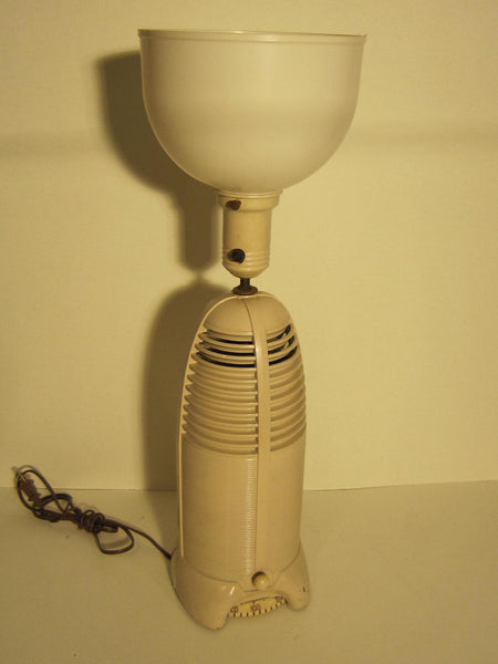 Mitchell Lumitone Bakelite Lamp Radio