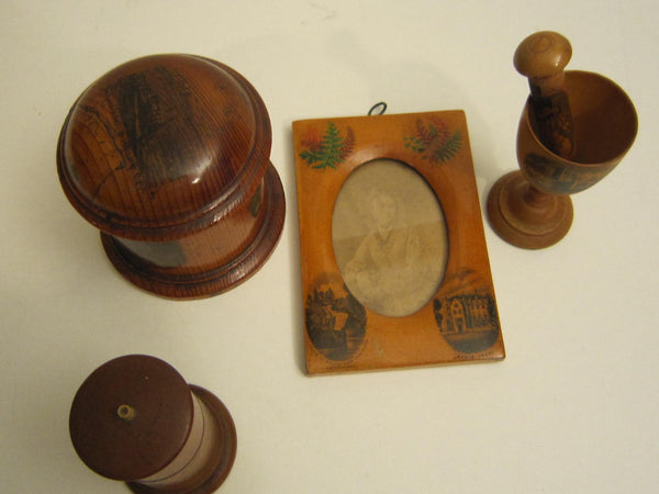 Antique Woodenware