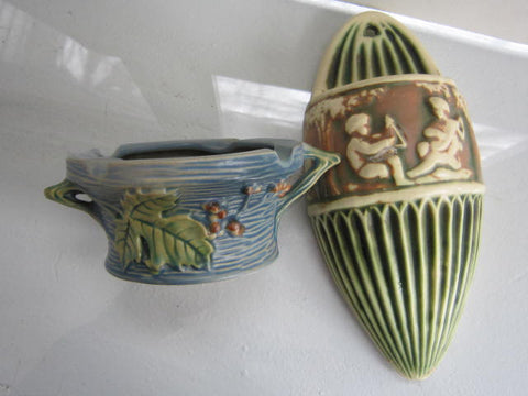 Roseville Pottery - Two Pieces
