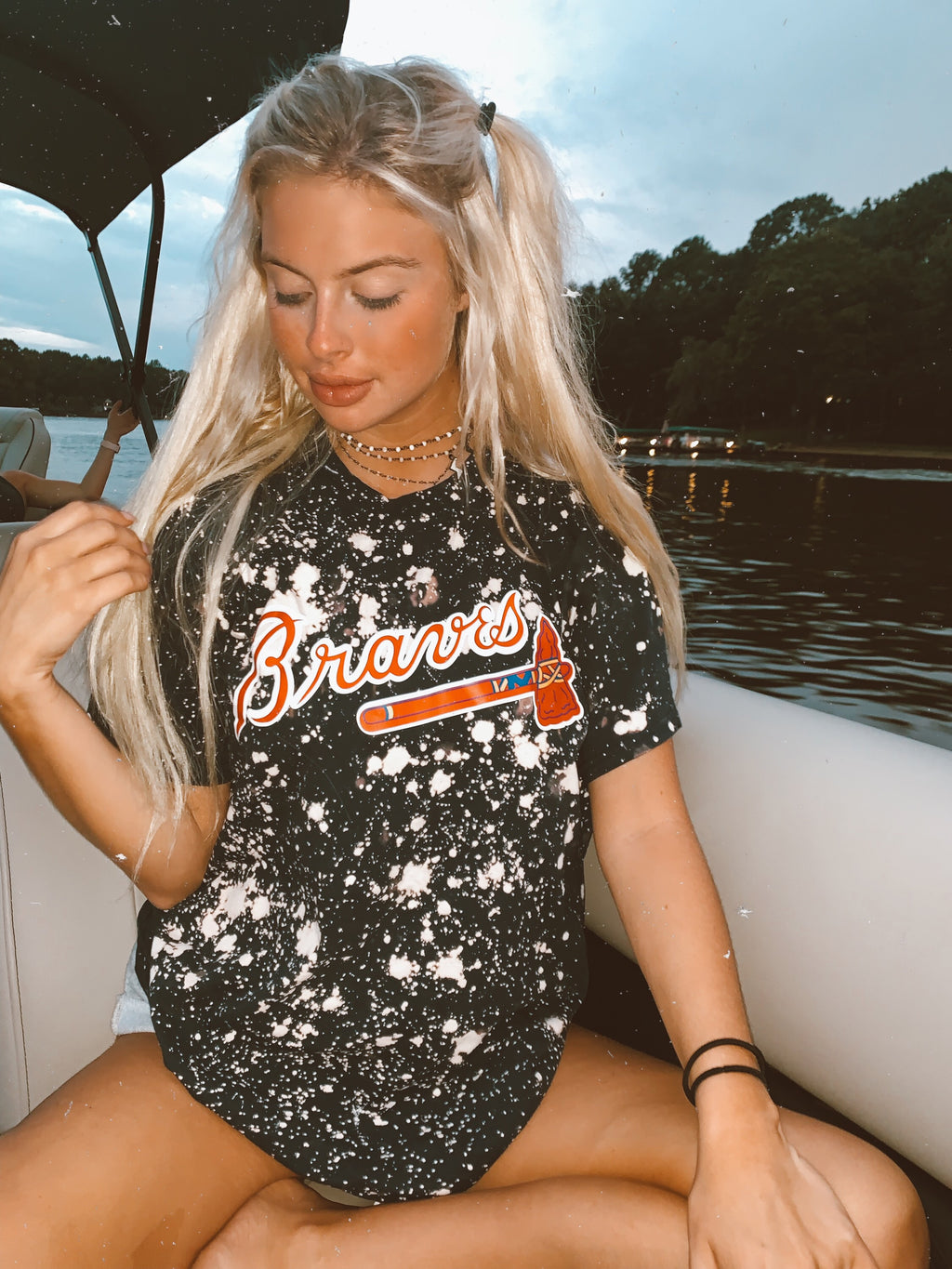 Atlanta Baby Braves T Shirt