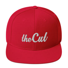 Load image into Gallery viewer, theCut Snapback Hat
