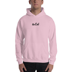 theCut Embrodied Hoodie
