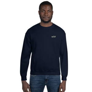 theCut Logo Embroidered Sweatshirt