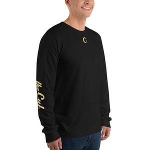 theCut Logo Long Sleeve T-Shirt