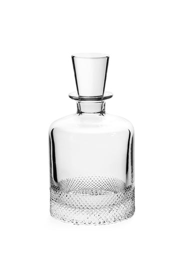 Small Decanter, Diamond by Richard Brendon