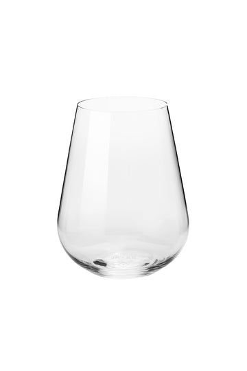 Stemless Wine & Water Glass Set of 6, Jancis Robinson by Richard Brendon