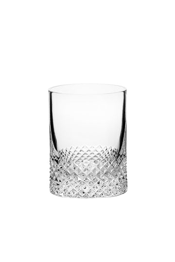 Shot Glass Set of 2, Diamond by Richard Brendon