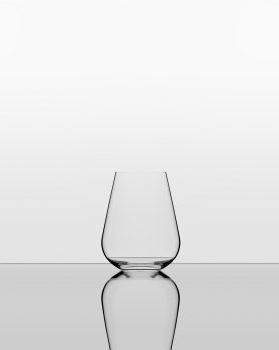 Stemless Wine & Water Glass Set of 2, Jancis Robinson by Richard Brendon