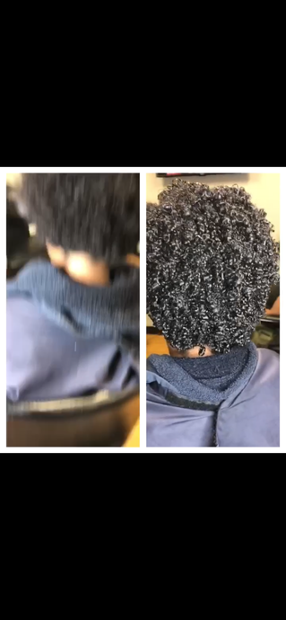 Transitioning from relaxer for 12 months...