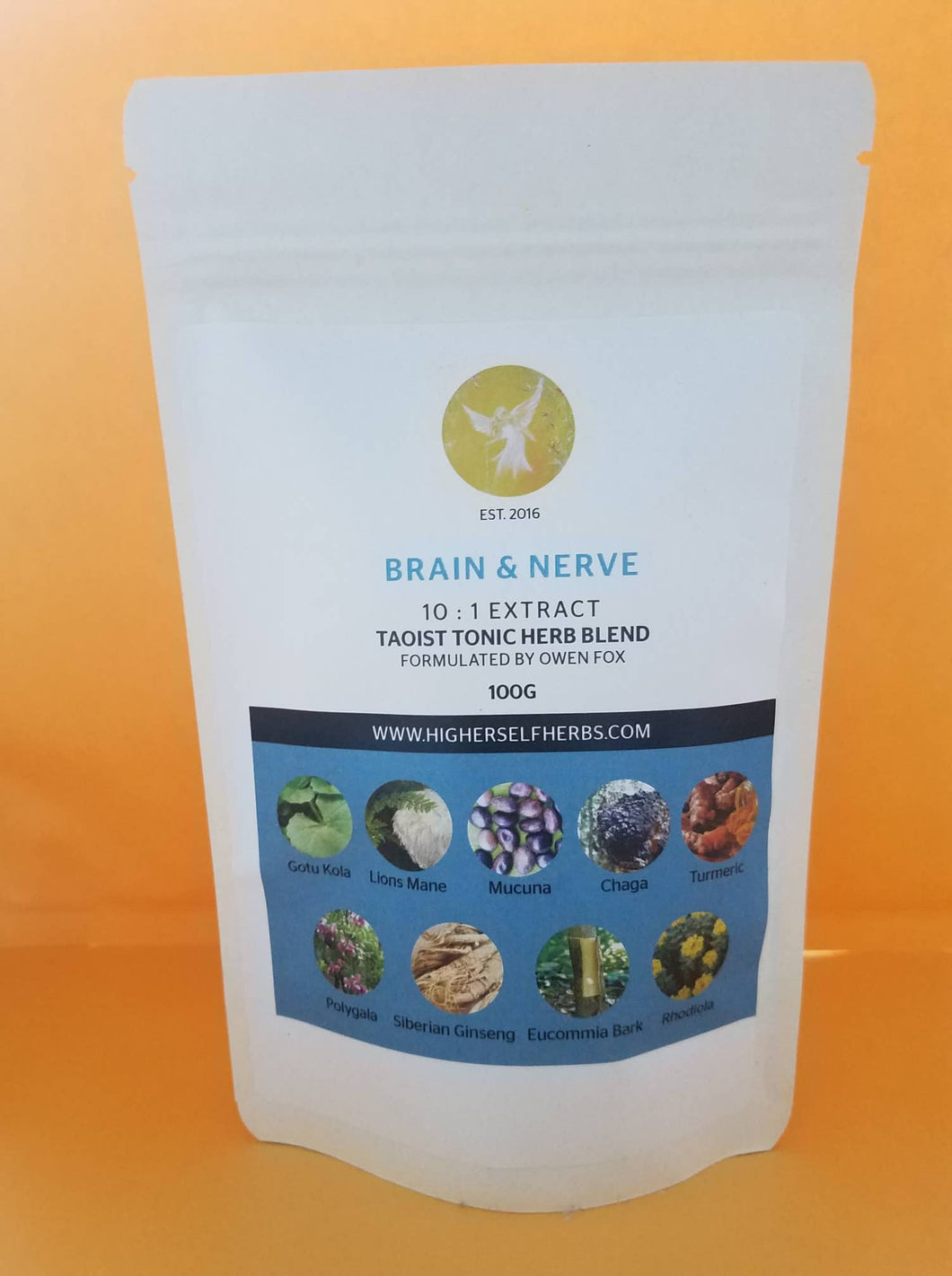 BRAIN AND NERVE Herbal Formula