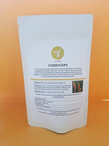 Cordyceps - Energy, Lungs, Adrenals, ATP, Recovery, Immune, Oxygen!