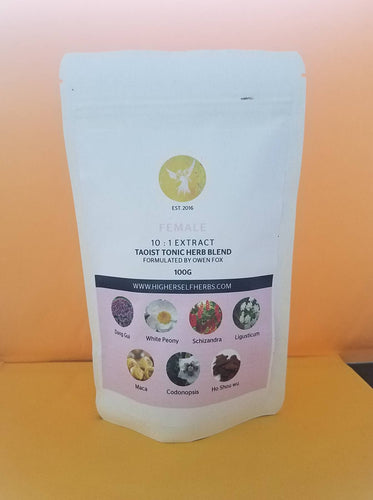 WOMEN & HORMONES Herbal Formula