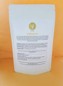 STRENGTH Herbal Formula - Testosterone Boosting, Yang Jing Invigorating, Passion!
