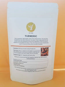 Turmeric SUPER-ROOT Powerful Multi Function Medicinal Herb