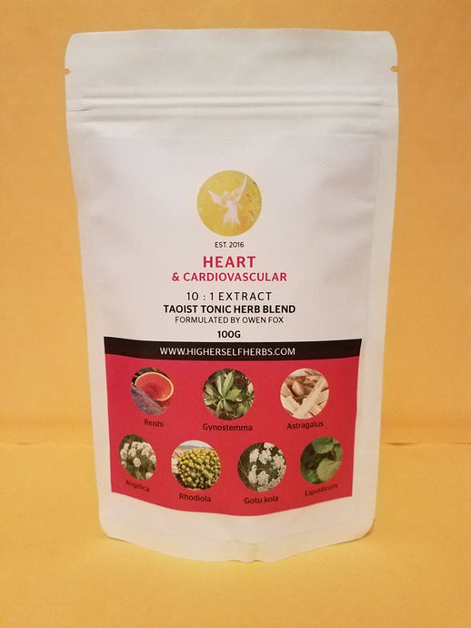 HEART AND CARDIOVASCULAR Herbal Formula