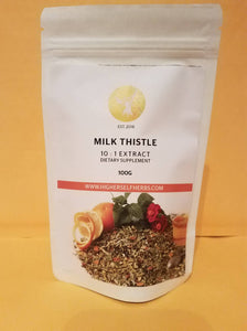 Milk Thistle - Liver, Bile, Toxins, Inflammation, Veins, PMS