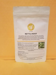 Nettle Root - Hormones, Hair Loss, Testosterone, Anti-Allergy, Sexual Tonic