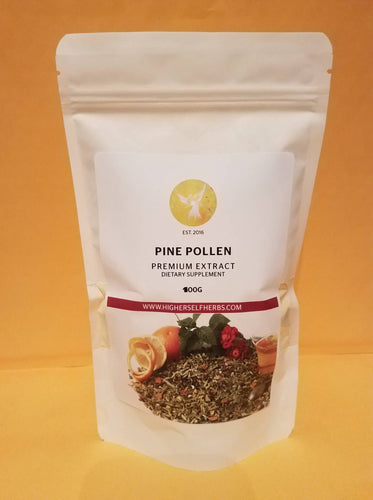 Pine Pollen Superfood Powder!