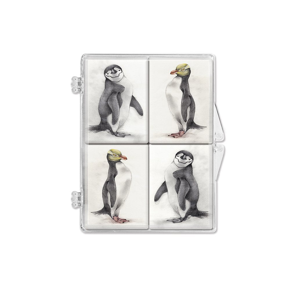 [0050-MGS] Penguins1 Magnet Set