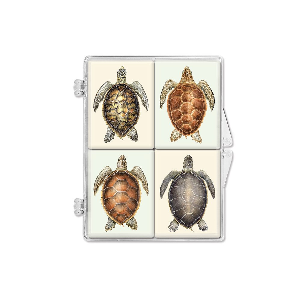 [0090-MGS] Sea Turtles1 Magnet Set