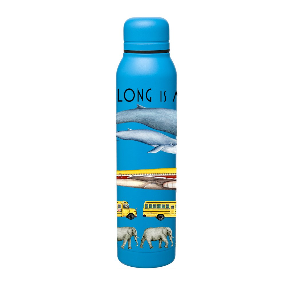 [BS-029] How Long Whale Silo Bottle