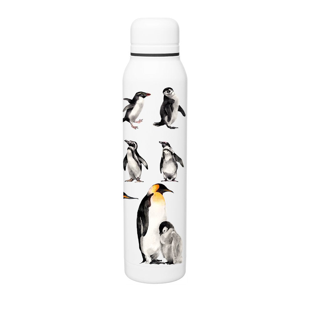 [BS-072] Penguins World Silo Bottle