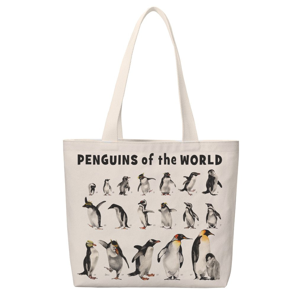 [TUS-072] World Penguins Totes