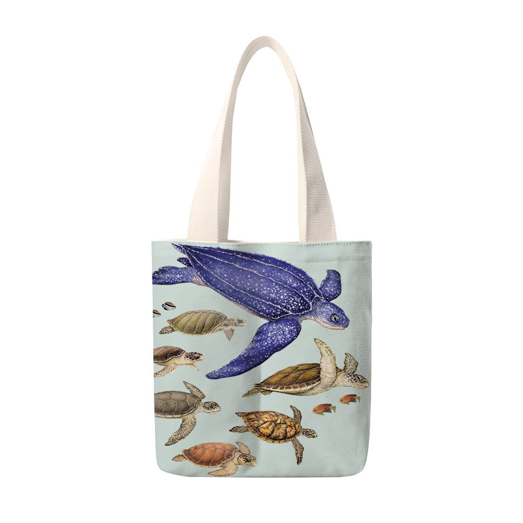 [TUS-077] World Sea Turtles Totes