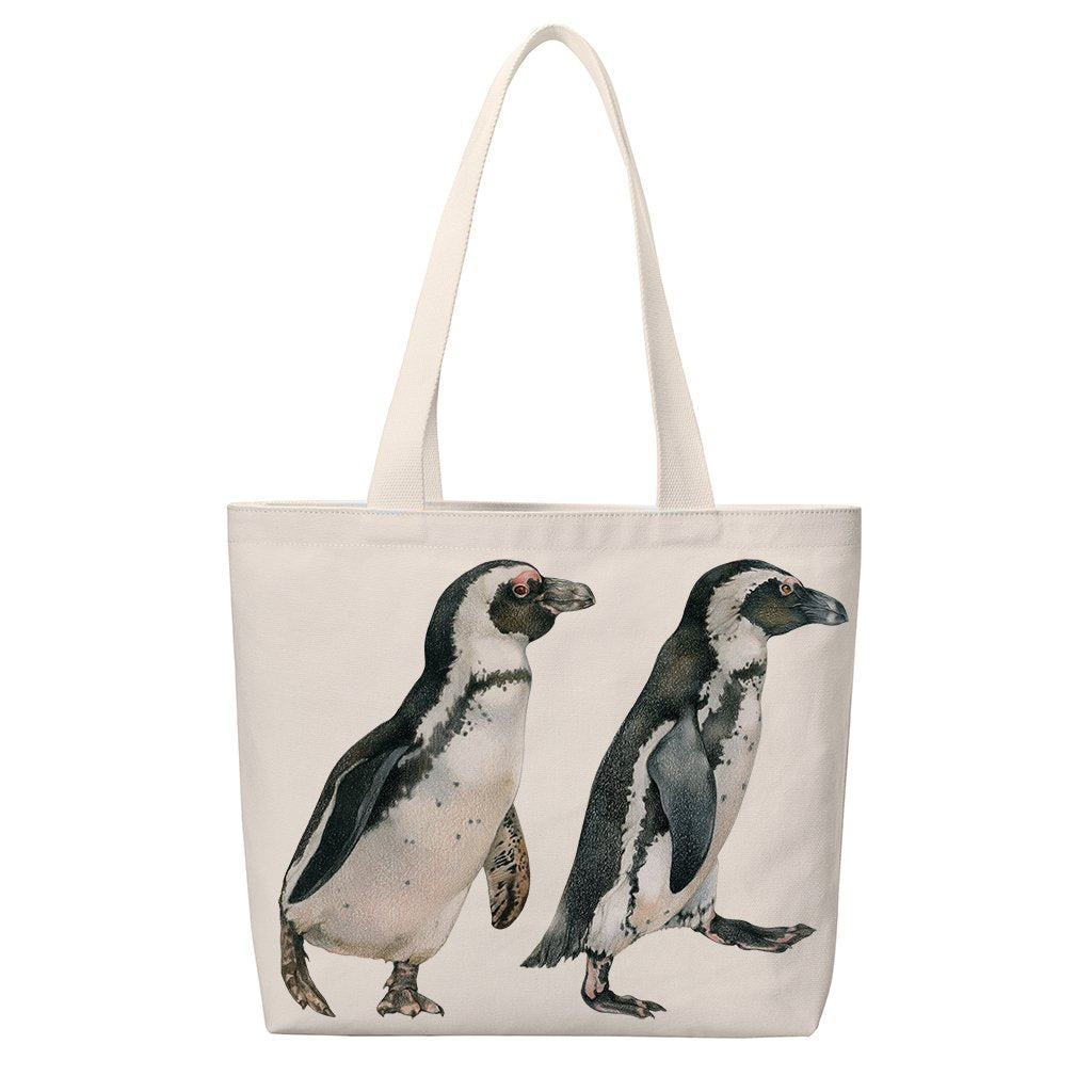 [TUS-161] African Penguin Row Totes