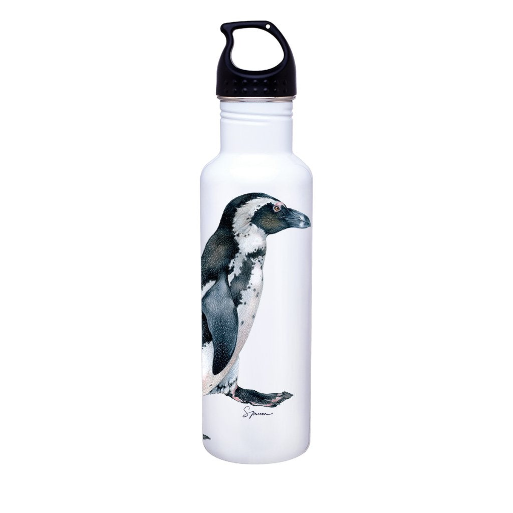 [BB-161] African Penguin Row Bolt Bottle