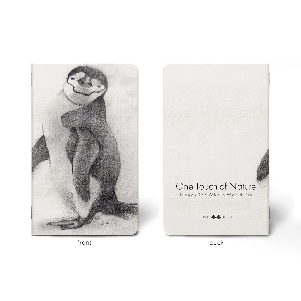 [0001-J] Field Notebook Collection: Penguins