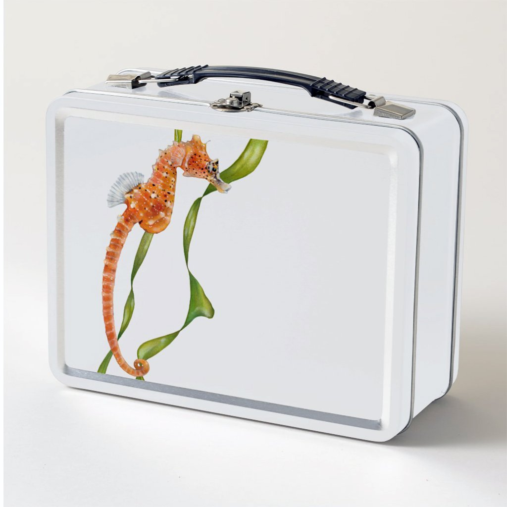 [221-LBT] Short Snouted Seahorse Lunch Box