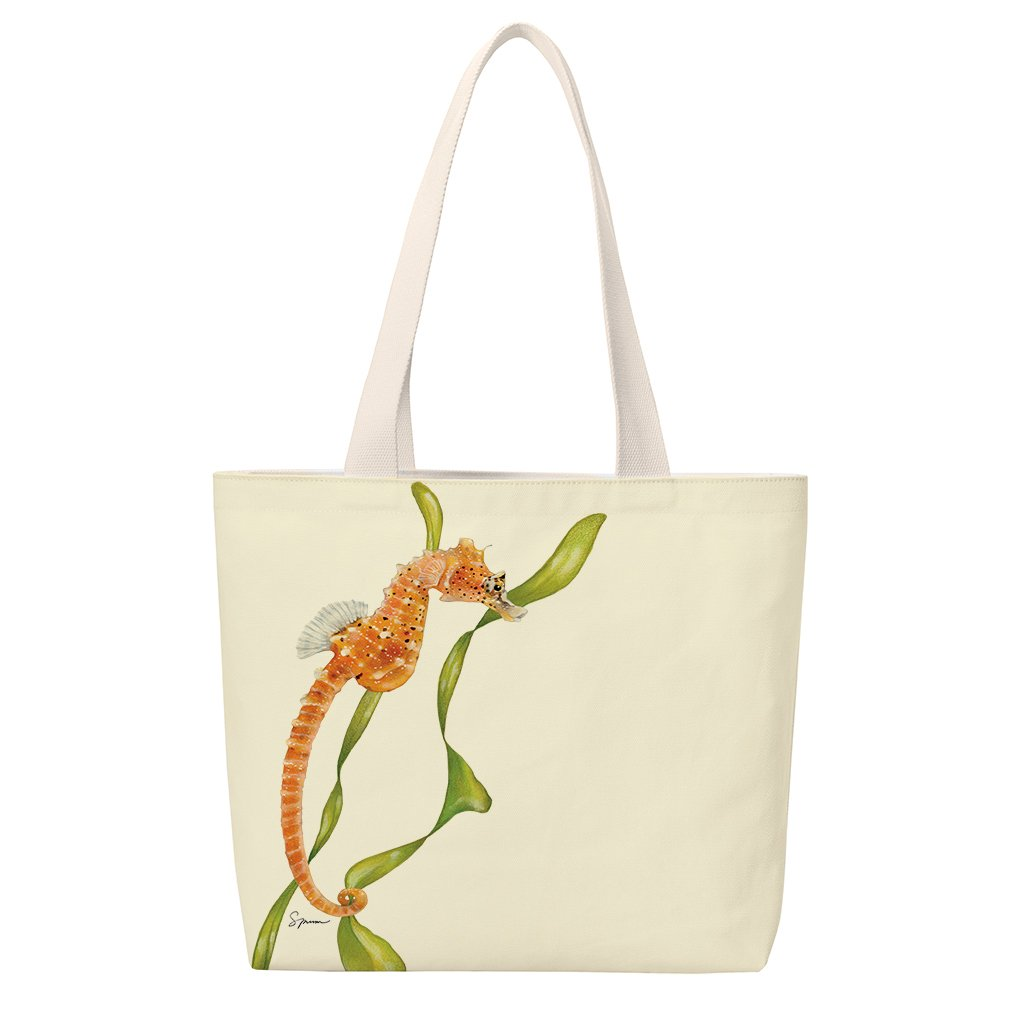 [TUS-221] Short Snouted Seahorse Totes