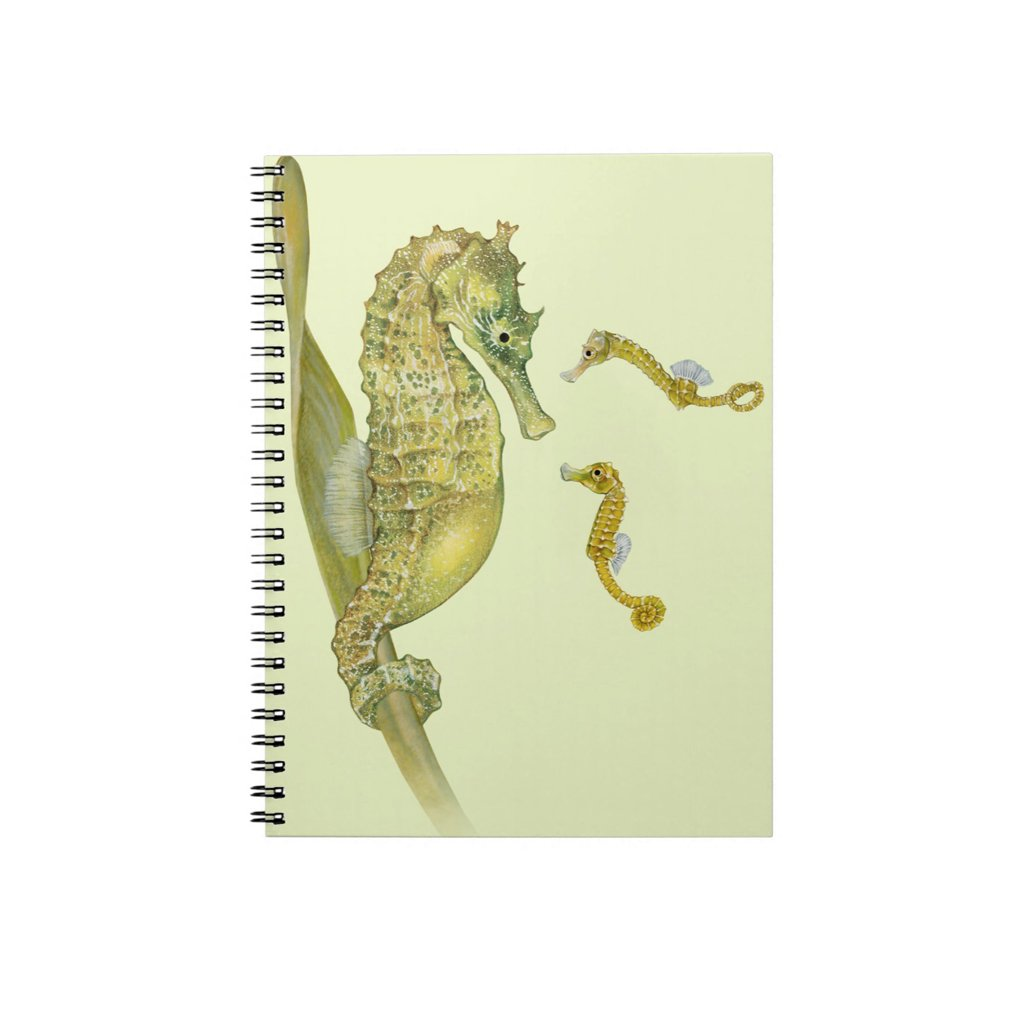 [222-J] Pacific Seahorse Family Journal