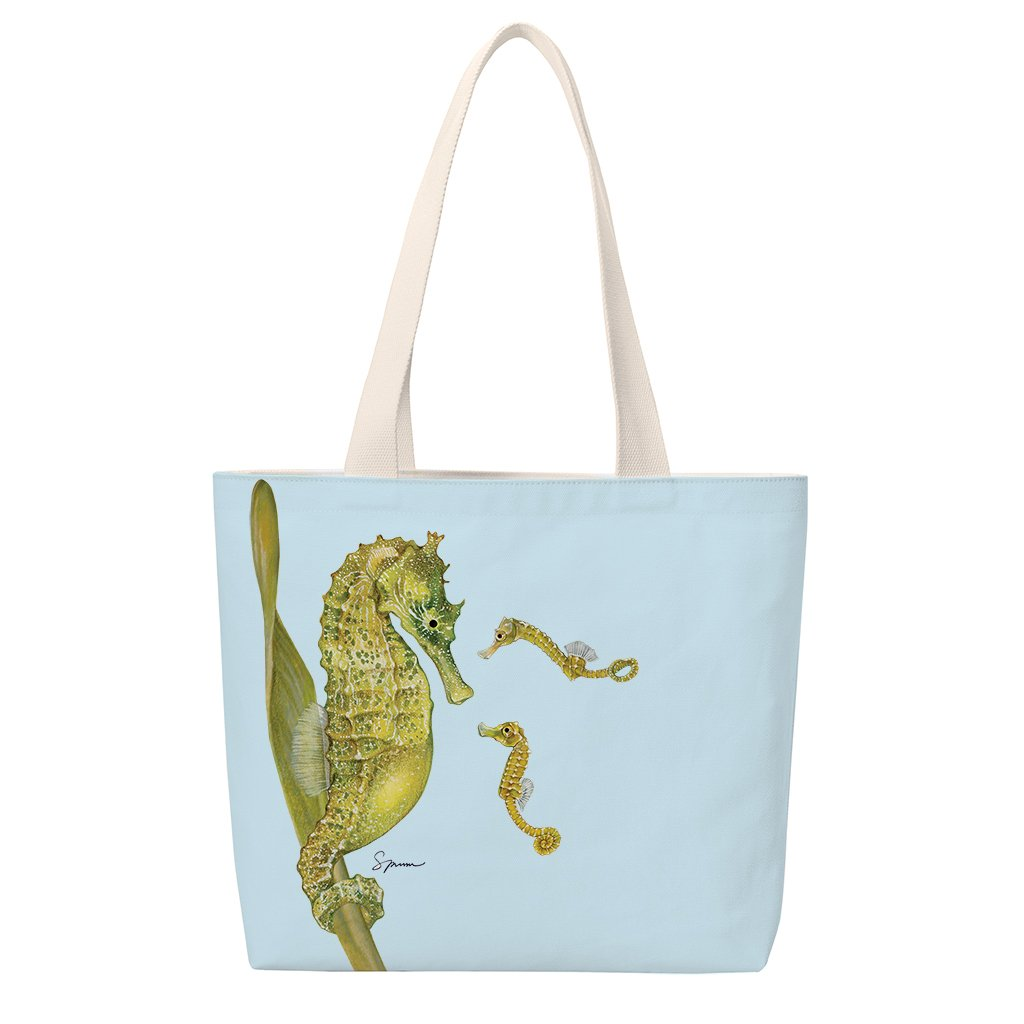 [TUS-222] Pacific Seahorse Family Totes