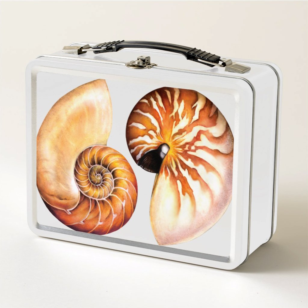 [351-LBT] Nautilus Duo Lunch Box