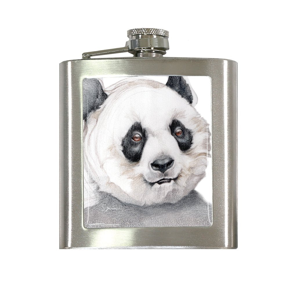 [FL-400] Giant Panda Flask