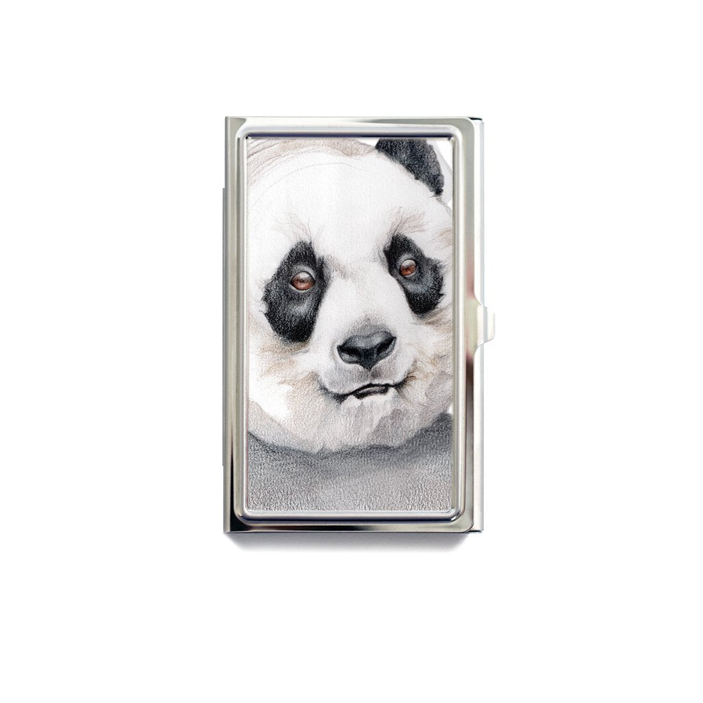 [400-CC] Giant Panda Card Case