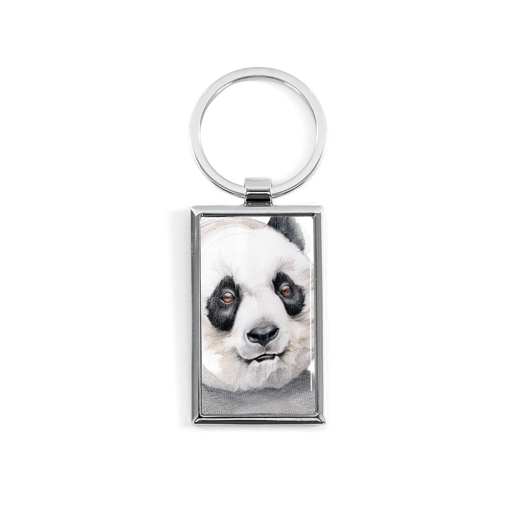 [400-KR] Giant Panda Key Ring