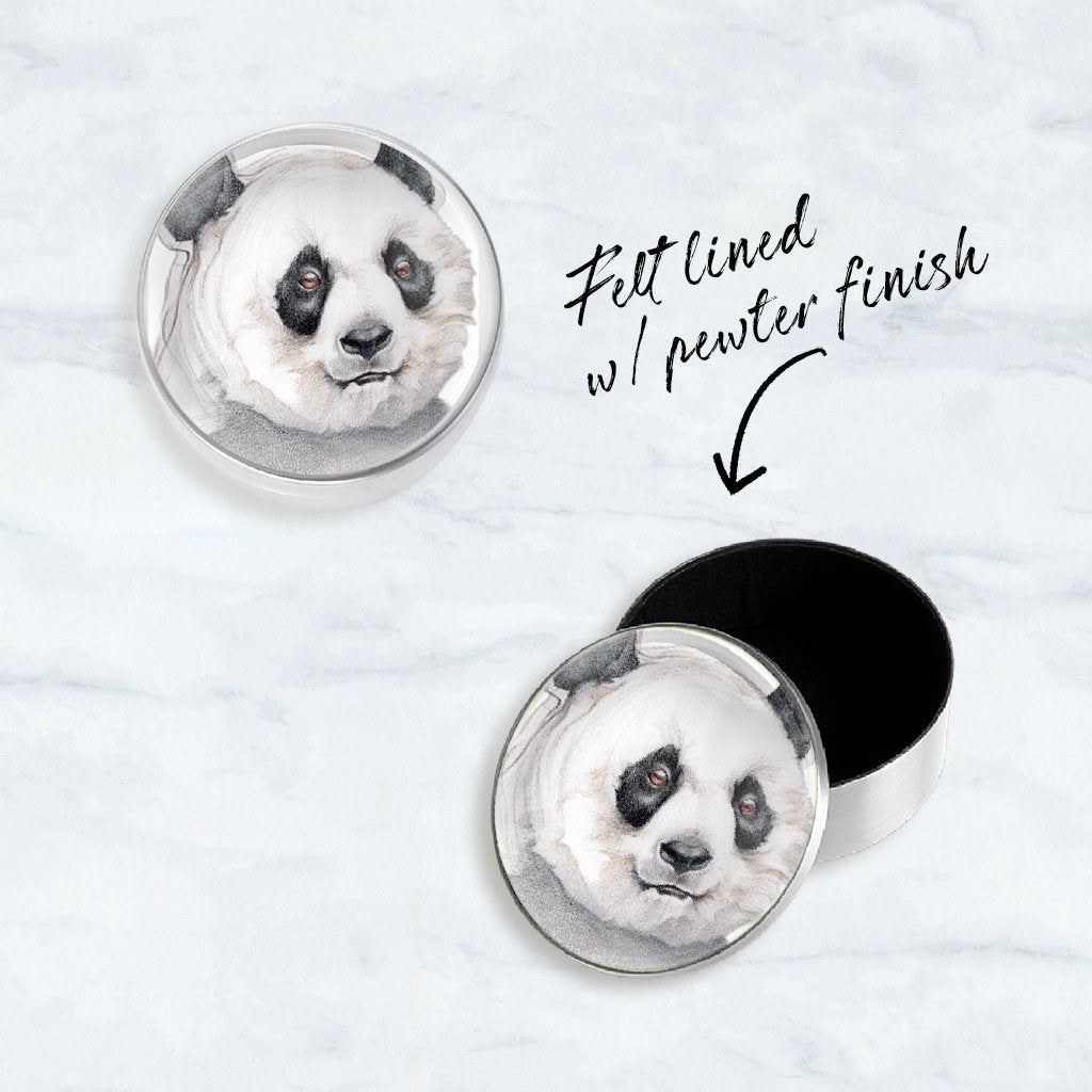 [400-CM-PB-TB] Giant Panda Portrait Accessories