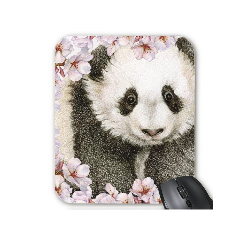 [403-MP] Cherry Blossom Panda Mousepad