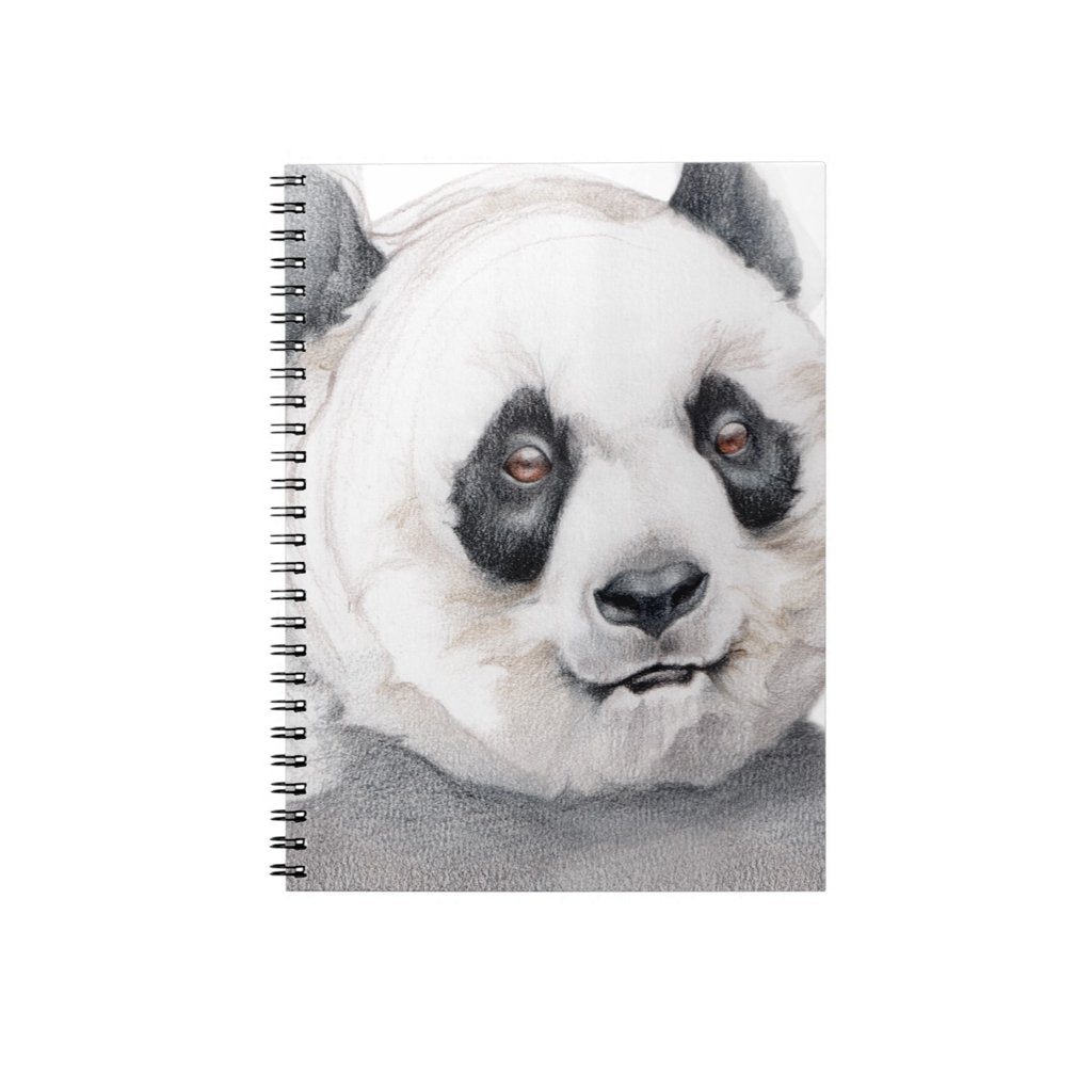 [400-J] Giant Panda Portrait Journal